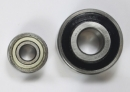 Double Raw Angular Contact Ball Bearings